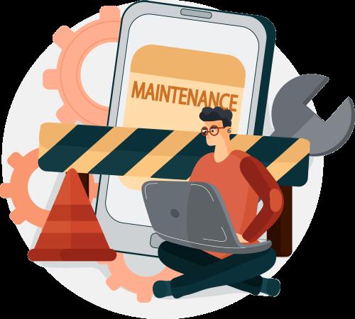 manutenzione server Moodle